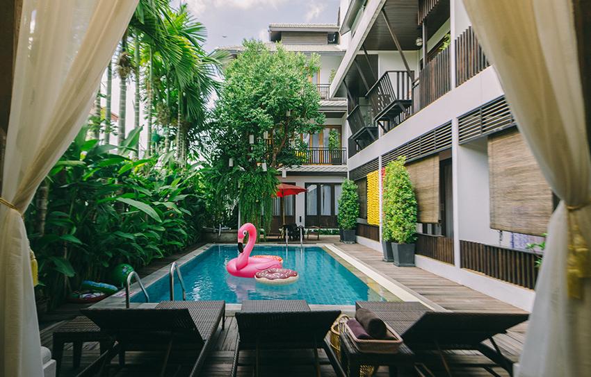 บ้านเฮือนเพ็ญ Baan Huen Phen Boutique Hotel Chiang Mai เชียงใหม่